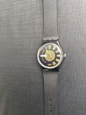 Swatch Broadcast  Gb 720 1990 Vintage