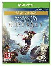 Xbox One juego Assassin's creed odyssey-Gold Edition (incl. season pass) nuevo