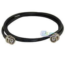Jumper Cable RG58 3 ft BNC male plug to BNC plug Extension Antenna Coax Pigtail