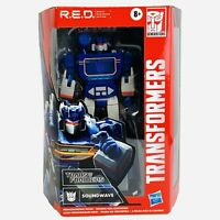 Hasbro Transformers R.E.D. Robot Enhanced Design G1 Soundwave Action Figure