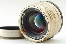 [Exc+++] Carl Zeiss Contax Planar T 45mm f/2 Lens for G1 G2 from Japan #5754
