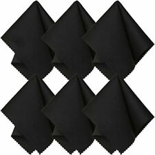 10Pcs Microfiber Cleaner Cloth Cleaning For Lens Eyeglasses Screen Wipe Cloths