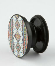SPIN POP UNIVERSAL PHONE HOLDER STAND (AZTEC EDITION) BRAND NEW