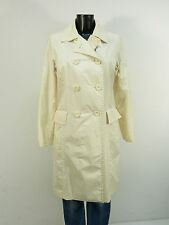 COMMA TRENCHCOAT MANTEL GR. 38 / CREAM TON & ELEGANT    ( K 5105 )