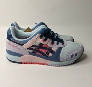 Asics gel lyte Iii 3 Back Streets Of Japan Ronnie Fieg Tiger Bait Retro Sz 12