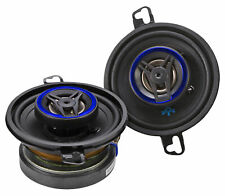 "Pair Autotek Ats35Cx 3.5"" 300 Watt Coaxial 2-Way Car Audio Speakers"