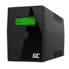 GC® USV-Anlage Unterbrechungsfreie Stromversorgung Notstromversorgung 800VA 480W
