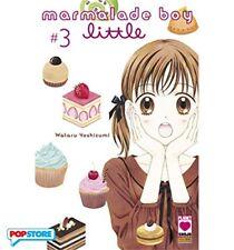 MANGA - Marmalade Boy Little N° 3 - Planet Manga - ITALIANO NUOVO