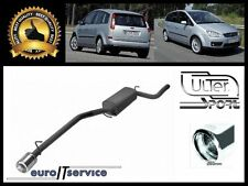 SILENCIEUX POT D'ECHAPPEMENT FORD FOCUS C-MAX 2004-2011 2012 2013 2014 TIP 80