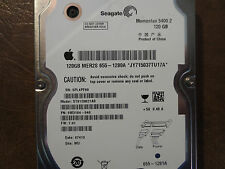 "Seagate ST9120821AS 9W3184-040 FW:7.01 WU Apple#655-1280A 120gb 2.5"" Sata HDD"