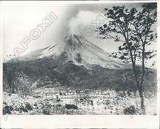 1931 Java The Cone of Merapi with Lava Pouring down the Sides Press Photo