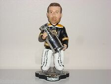 TIM THOMAS Boston Bruins Bobble Head 2011 Stanley Cup Champs Trophy Limited NHL*
