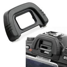 Black DK-21 Rubber EyeCups Eyepiece For Nikon D7000 D90 D300 D80 D70s D70 D750