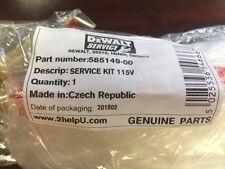585149-00 Dewalt Service Kit 115V 58514900 (New)