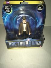 """Doctor Dr Who the Eleventh 11th Dr Matt Smith Cowboy Hat Action figure 5.5"""""""