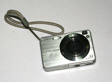 Sony Cyber-Shot DSC-W120 Super Steady Shot 7.2MP Digital Camera Battery Charger