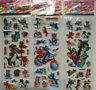 TOM AND JERRY PUFFY STICKER PARTY LOOT LOLLY BAG TREAT BOX FILLER GIFT FAVOR