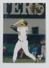 1994 Futera ABL Australian Baseball Gold Prospect Insert Card #116 Mike Harris