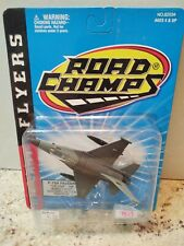 "F-16A Falcon ""THE VIPER"",  WS 3-1/2"" L 5-1/4"" die-cast by Road Champs (7913)"