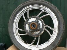 Yamaha rd 250 lc rear wheel  1980