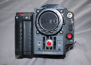 RED Scarlet MX 5K Cinema Camera in Excellent Condition (319) Hrs.
