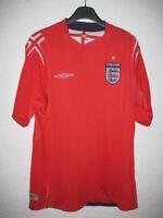 VINTAGE Maillot ANGLETERRE Umbro England shirt away # L