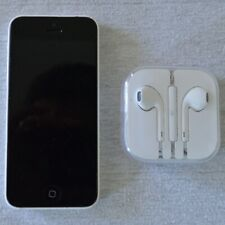 Apple iPhone 5c Unlocked - 6GB - White - A1507 (GSM) and Free Extras