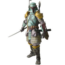 "Star Wars Ronin Boba Fett Action Figure  7"" Realization Samurai Meisho Toy Boxed"