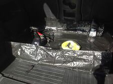 Pliable voiture housse de protection coffre garder botte propre organisés