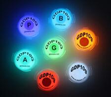 Glow in the Dark Luminous Phosphorescent pigment powder Invisible neutral sets