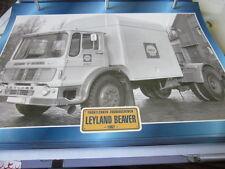 Super Trucks Frontlenker England Leyland Beaver 1967