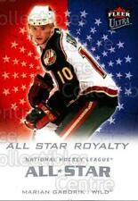 2008-09 Ultra All-Star Royalty #12 Marian Gaborik