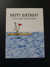 "Funny Birthday Card ~ Notions ~ Smaller Card 5"" x 4"""