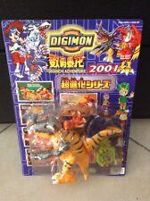 Digimon Adventure 2001 Graymon New