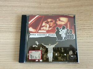 Sottotono _ Sotto Effetto Stono _ CD Album _ 1997 Wea MINT
