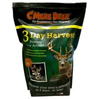 Palatable Great Tasting 5.5 lb. Cmere Deer 3-Day Harvest Bag Game Attractant