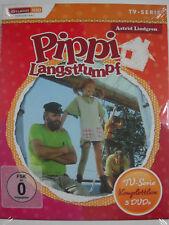 Pippi Langstrumpf - TV Kult Serie - Astrid Lindgren, Inger Nilsson, Kunterbunt