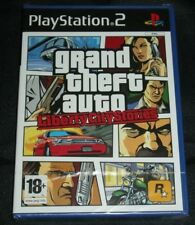 GRAND THEFT AUTO LIBERTY CITY STORIES PS2 PRECINTADO NUEVO
