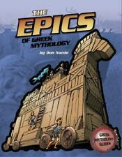 The Epics of Greek Mythology (Ancient Greek Mythology)-ExLibrary