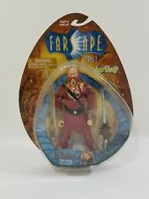 Toy Vault Farscape Series 1 Ka d'Argo Luxan Warrior Action Figure