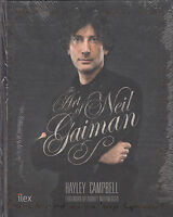 The Art Of Neil Gaiman by Hayley Campbell BRAND NEW BOOK Hardback