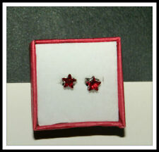 Butterfly Glass Drop/Dangle Fashion Earrings