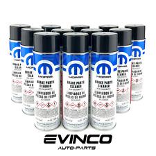 Mopar Brake Cleaner Case Of 12 - 15 oz cans 68065196AA better than CRC,Gunk,3M