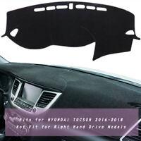 DashMat SuedeMat Dashboard Cover Hyundai Tucson Faux-Suede, Beige