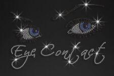 Rhinestone Eye Contact   XYJB