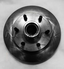 Disc Brake Rotor Front NewTek 5596