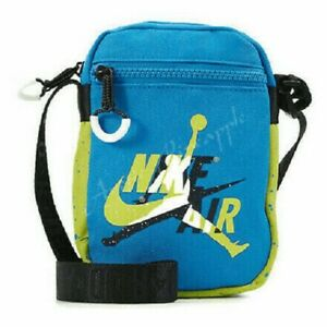 Nike Air Jordan Jumpman Classics Crossbody Festival Bag One Size 9A0314-U6A NWT