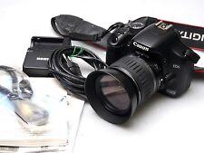 Canon EOS 450d/EOS Digital Rebel XSi 12.2mp + EFS 18-55mm