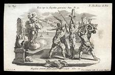 santino incisione1700 S.ANDREA DI CHIO M.  klauber