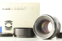RARE!【Unused in Box】Carl Zeiss Planar T* 50mm f1.4 ZS Lens M42 from JAPAN #B074